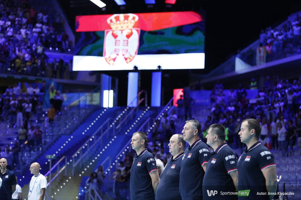 MŚ 2018: Serbia - USA 1:3 (galeria)