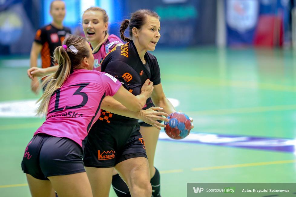 MKS Piotrcovia Piotrków Trybunalski - Korona Handball Kielce 25:24 (galeria)
