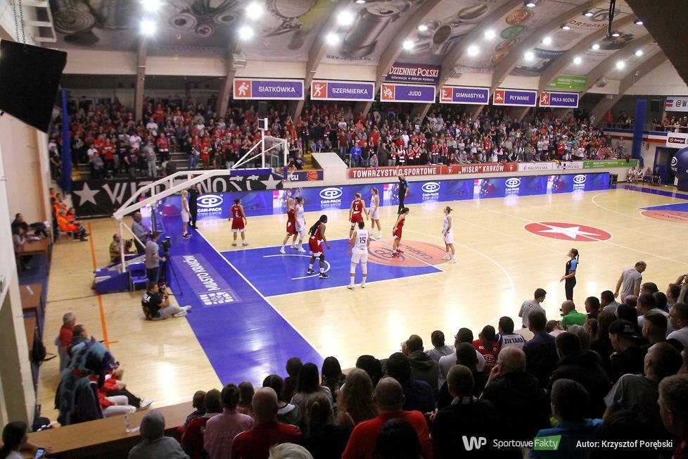 Wisła CanPack Kraków - Olympiakos Pireus 46:47 (galeria)