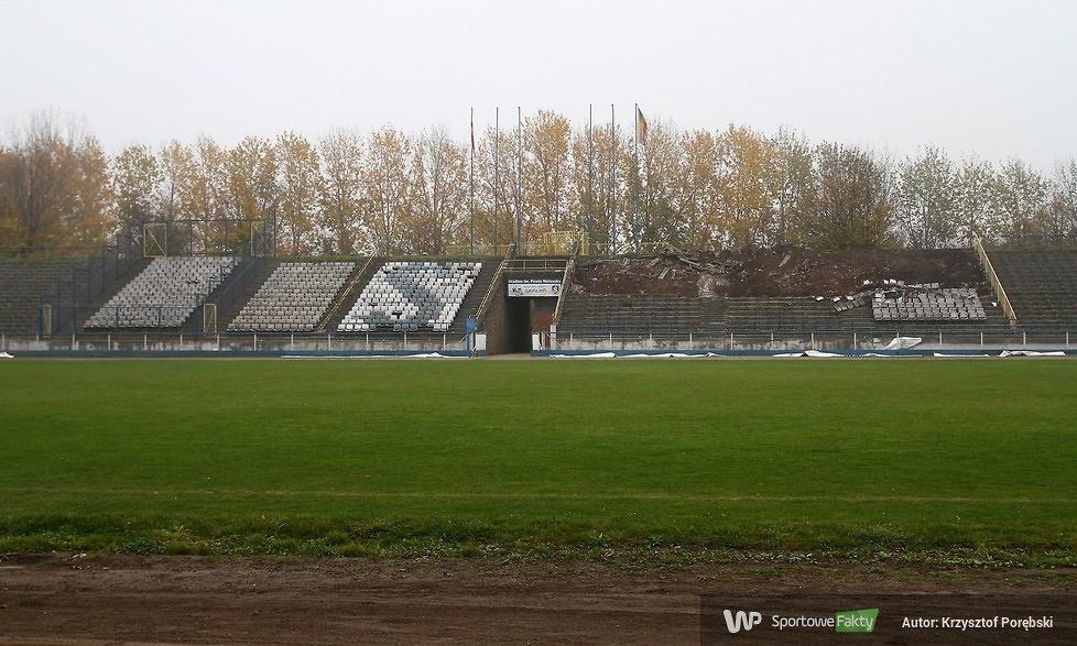 Ruszyły prace na stadionie OSIR Skałka w Świętochłowicach (galeria)
