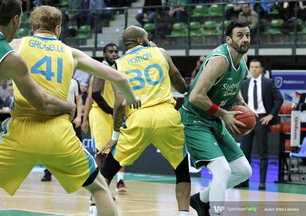 Liga VTB: Stelmet Enea BC Zielona Góra - Astana 82:91 (galeria)