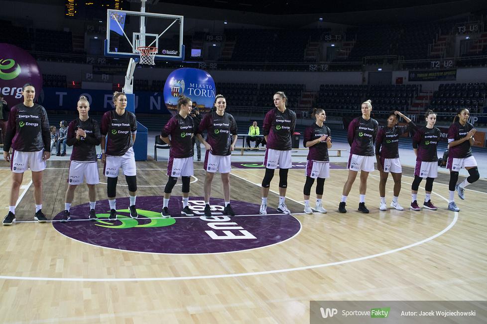 EuroCup Women: Energa Toruń - Galatasaray Stambuł 77:55 (galeria)