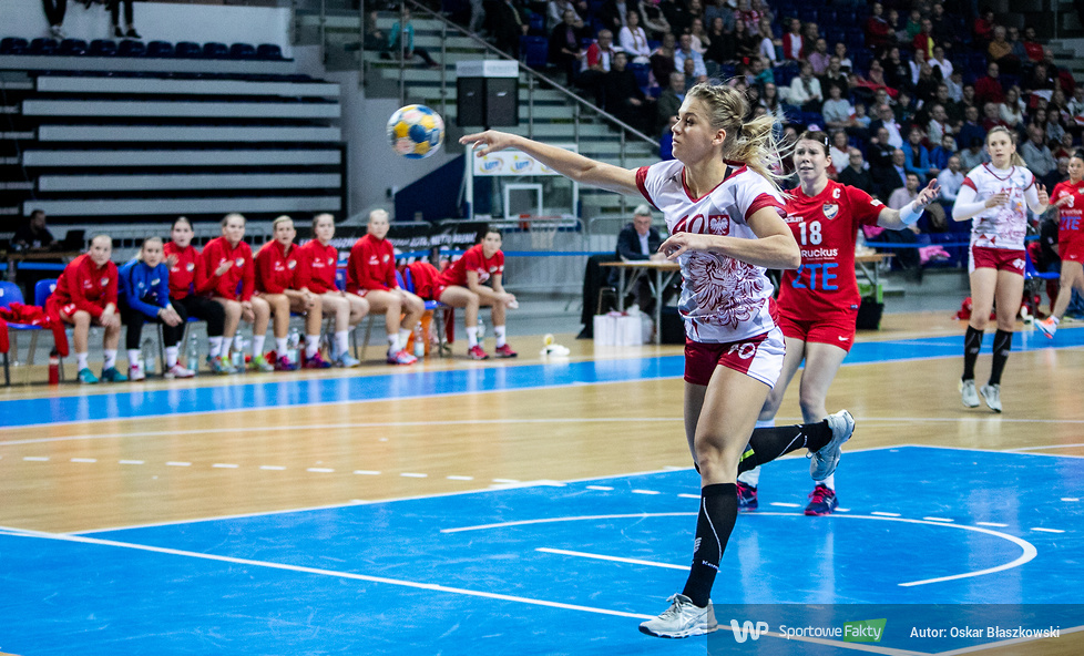 Challenge Cup: SPR Pogoń Szczecin - HIFK Helsinki 33:22 (galeria)