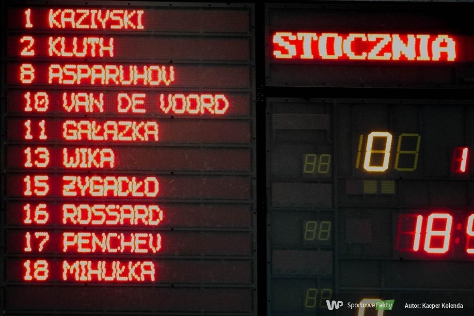 Stocznia Szczecin - Trefl Gdańsk 0:3 (galeria)