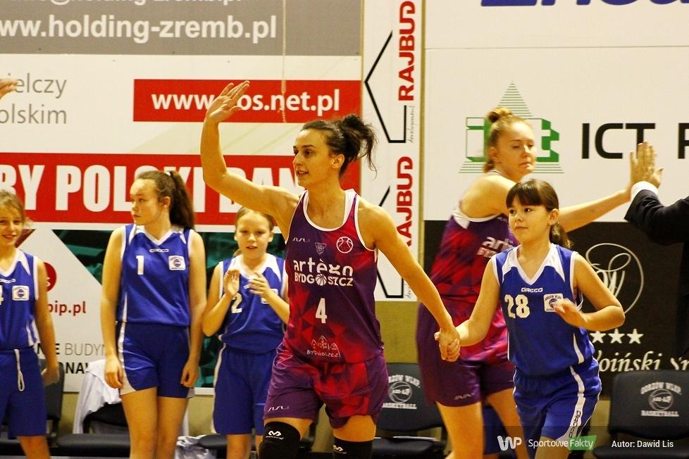 EuroCup Women: InvestInTheWest Enea Gorzów - Artego Bydgoszcz 81:78 (galeria)