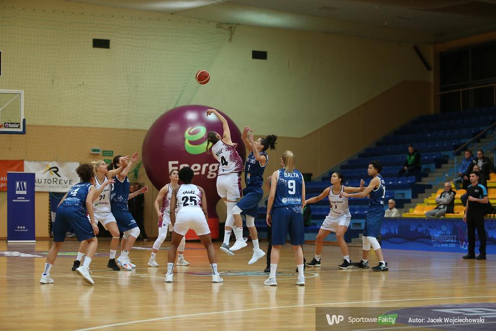 EuroCup Women: Energa Toruń - Niki Lefkada 95:48 (galeria)