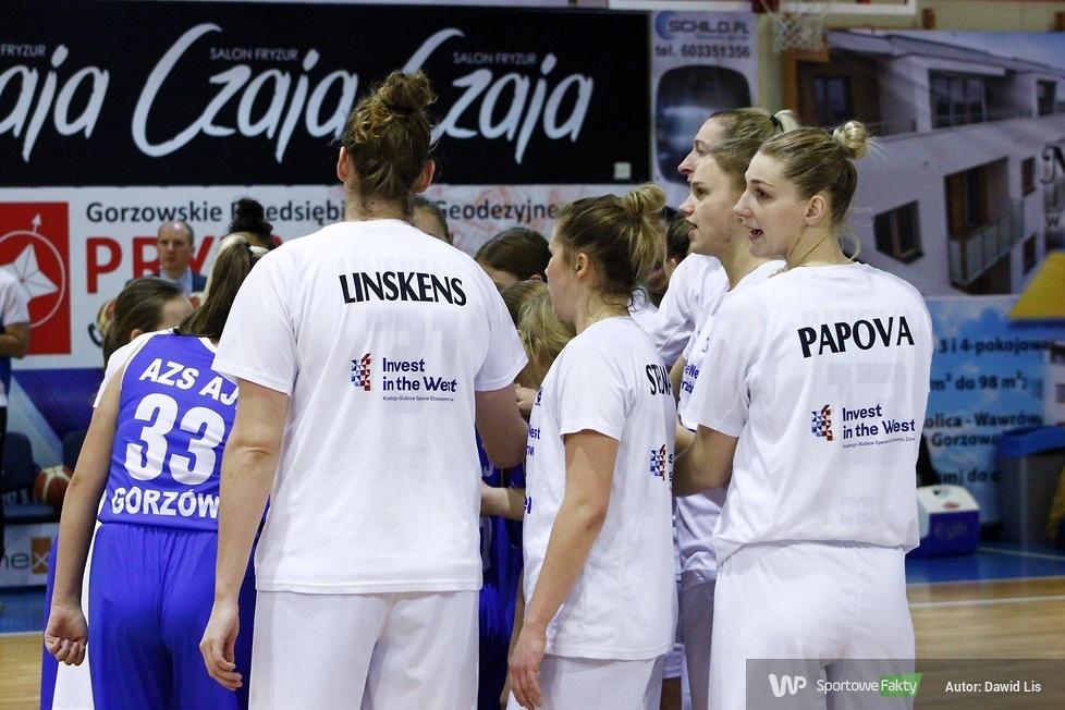 EuroCup: InvestInTheWest Enea Gorzów - Sodertalje 113:57 (galeria)