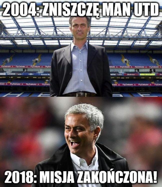 Internet szaleje, Pogba się cieszy. Memy po zwolnieniu Mourinho z Man Utd (galeria)