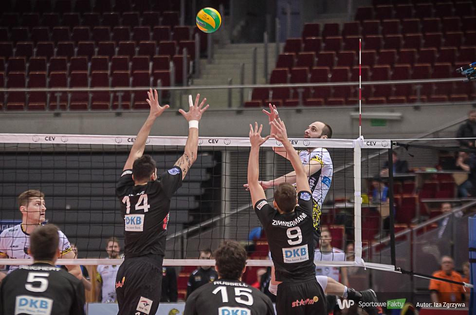 Liga Mistrzów: Trefl Gdańsk - Berlin Recycling Volleys 3:0 (galeria)