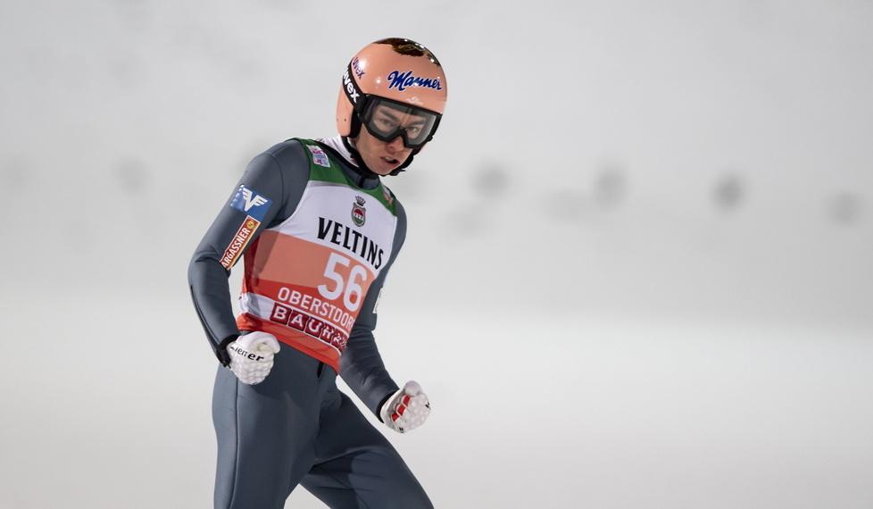 67. TCS w Oberstdorfie: Kraft najlepszy w kwalifikacjach. Żyła trzeci (galeria)