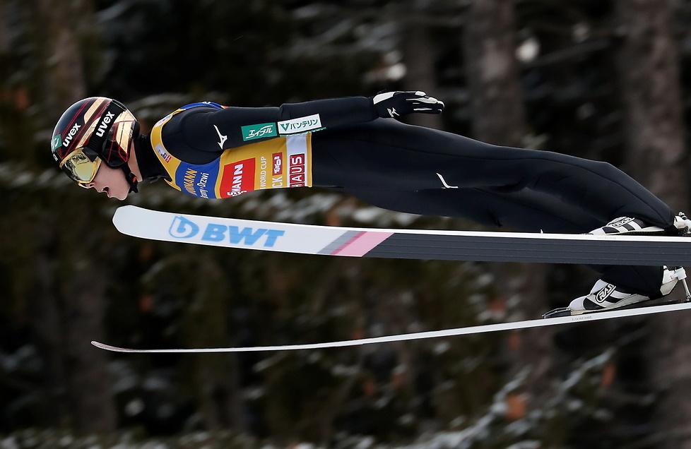 67. TCS w Innsbrucku: Kobayashi najlepszy w kwalifikacjach. Z Polaków dobrze tylko Kubacki (galeria)