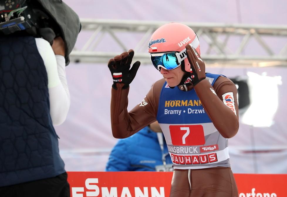 67. TCS w Innsbrucku: Kobayashi poza zasięgiem. Stoch piąty (galeria)