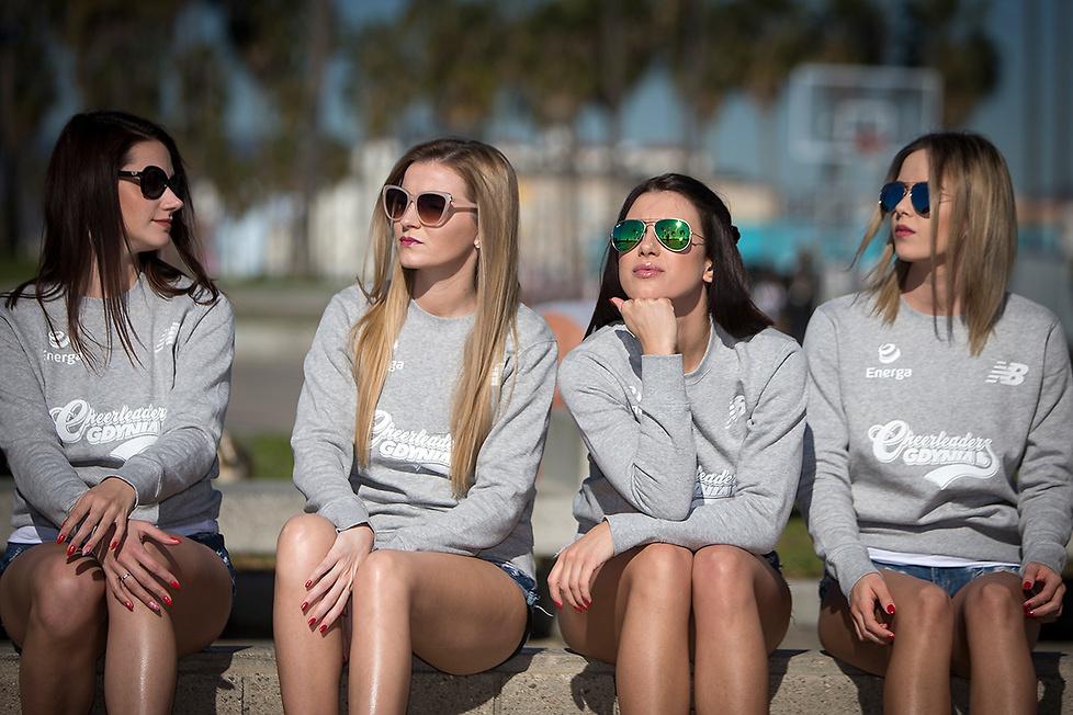 Cheerleaders Gdynia skradły show w USA. Wspaniały występ naszych dziewczyn (galeria)