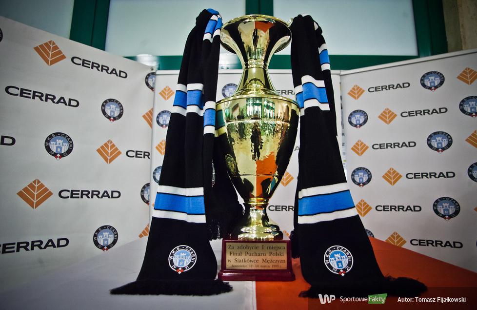 Puchar Polski: Cerrad Czarni Radom - Aluron Virtu Warta Zawiercie 1:3 (galeria)