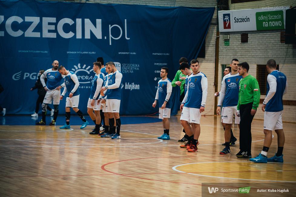 Puchar Polski: Sandra Spa Pogoń Szczecin - Gwardia Opole 30:40 (galeria)