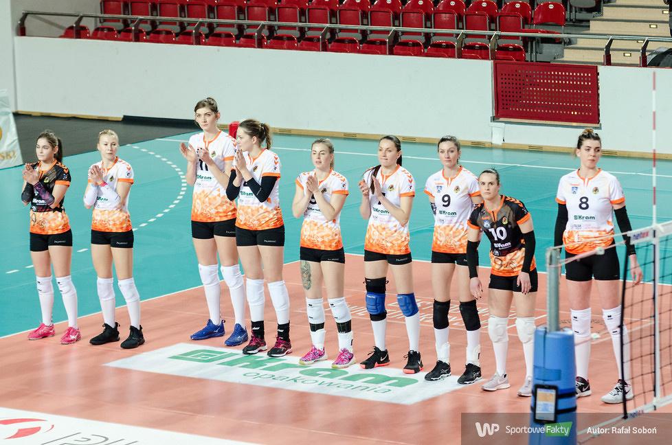 KSZO Ostrowiec - Grot Budowlani Łódź 0:3 (galeria)