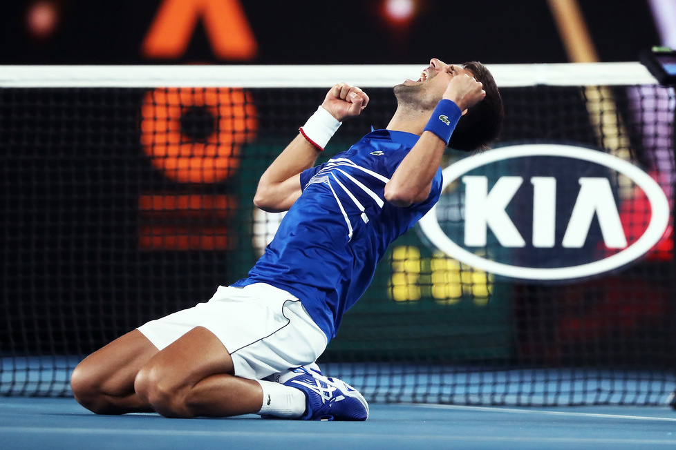 Novak Djoković mistrzem Australian Open 2019. Pokonał Rafaela Nadala (galeria)