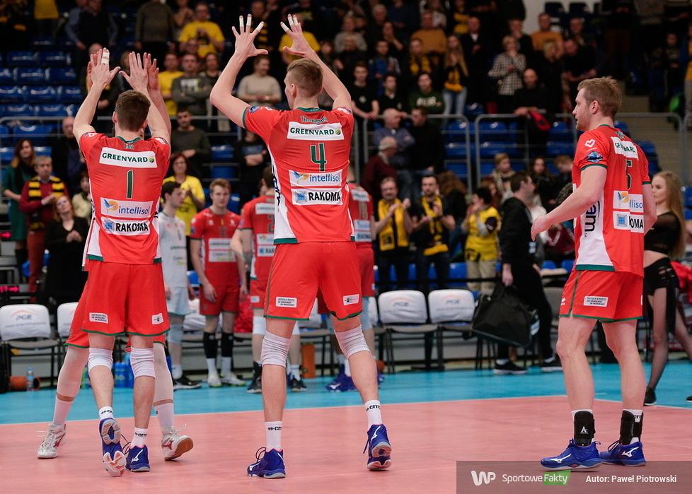 Liga Mistrzów: PGE Skra Bełchatów - Greenyard Maaseik 2:3 (galeria)