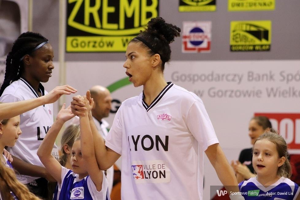 EuroCup: InvestInTheWest Enea Gorzów - Lyon Asvel 67:81 (galeria)