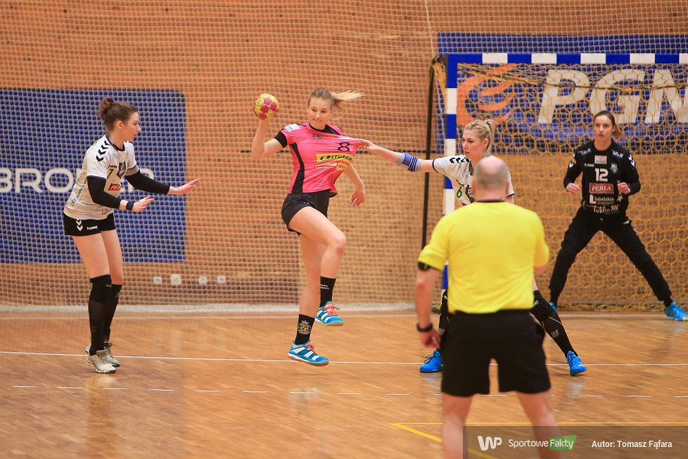 Korona Handball - MKS Perła Lublin 24:34 (galeria)