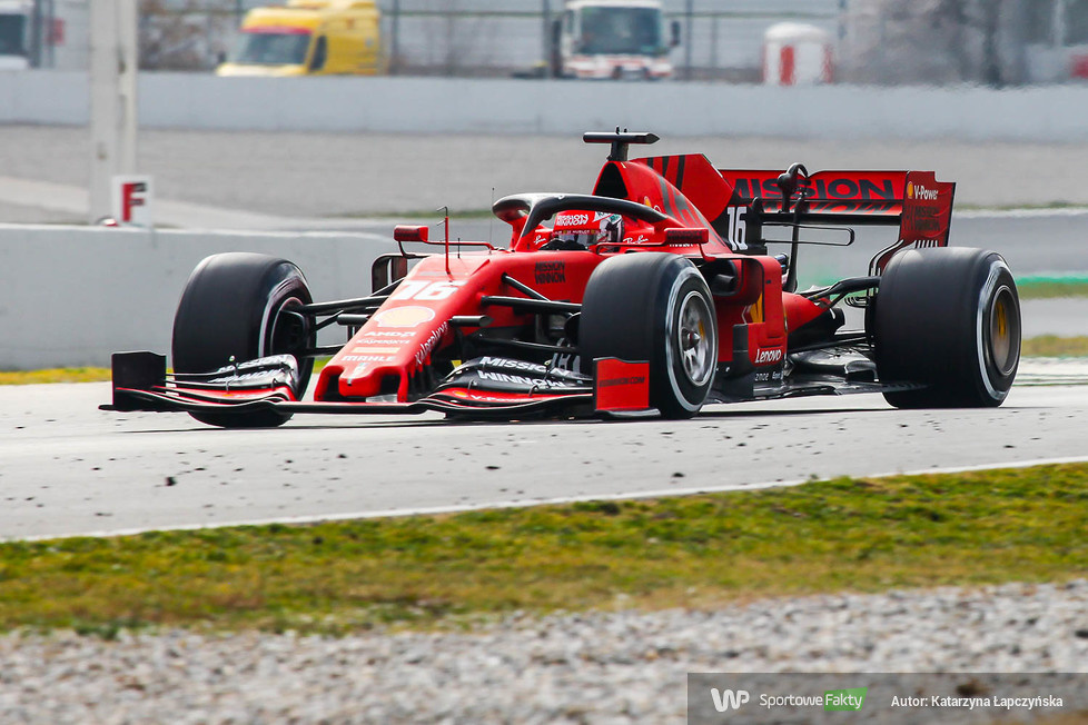 Testy F1: czwarty dzień jazd w Barcelonie (galeria)