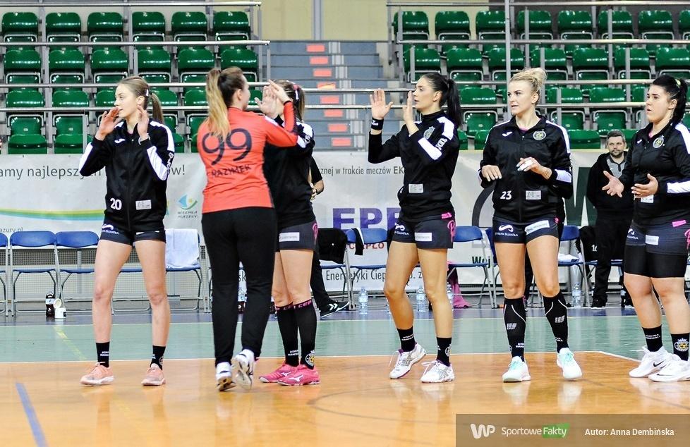 EKS Start Elbląg - Korona Handball Kielce 33:19 (galeria)