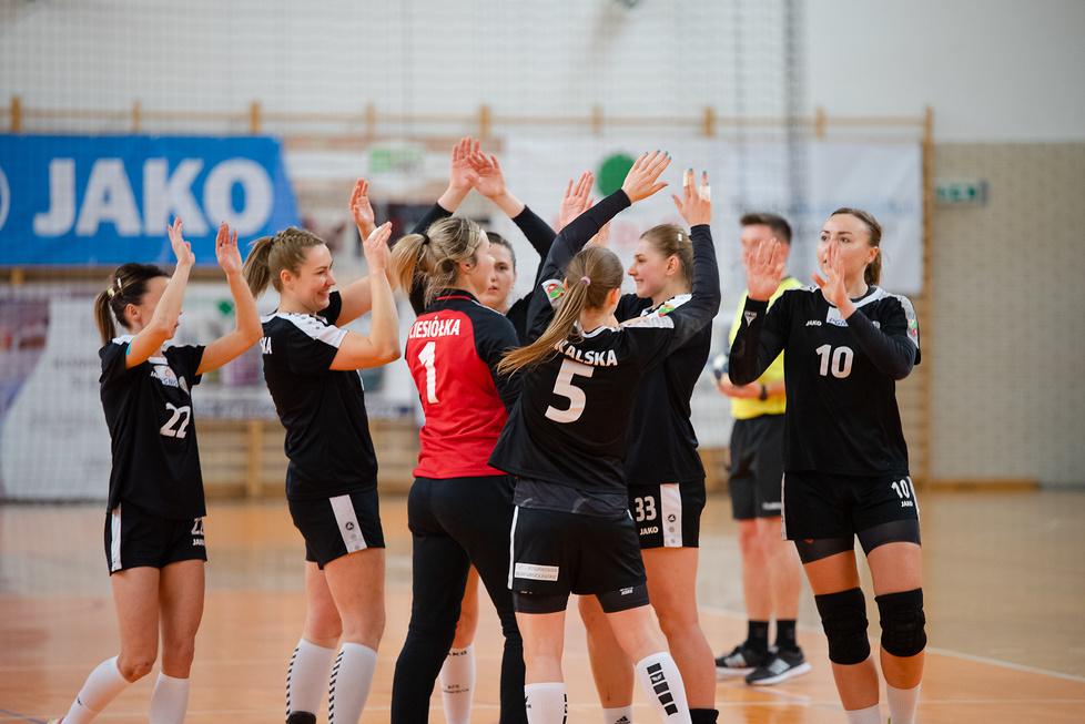 Puchar Polski: KPR Gminy Kobierzyce - Energa AZS Koszalin 22:33 (galeria)