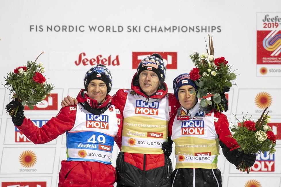 MŚ w skokach 2019: mamy mistrza i wicemistrza świata! (galeria)
