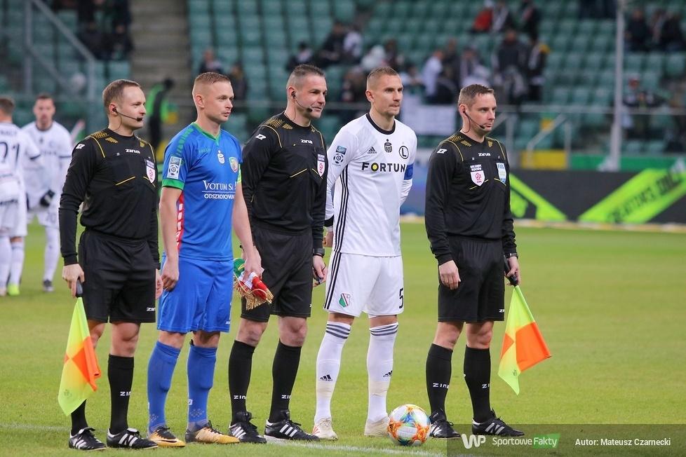Legia Warszawa - Miedź Legnica 2:0 (galeria)
