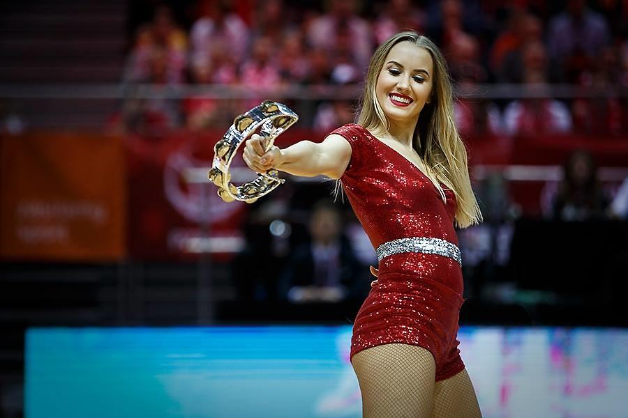 Energa Cheerleaders Gdynia znów skradły show. Wspaniały występ naszych dziewczyn (galeria)