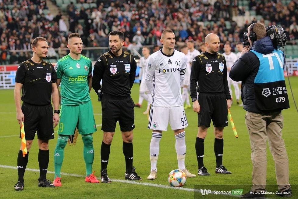 Legia Warszawa - Śląsk Wrocław 1:0 (galeria)