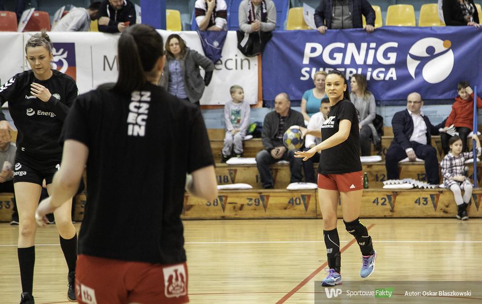 Puchar Polski: SPR Pogoń Szczecin - Energa AZS Koszalin 21:19 (galeria)