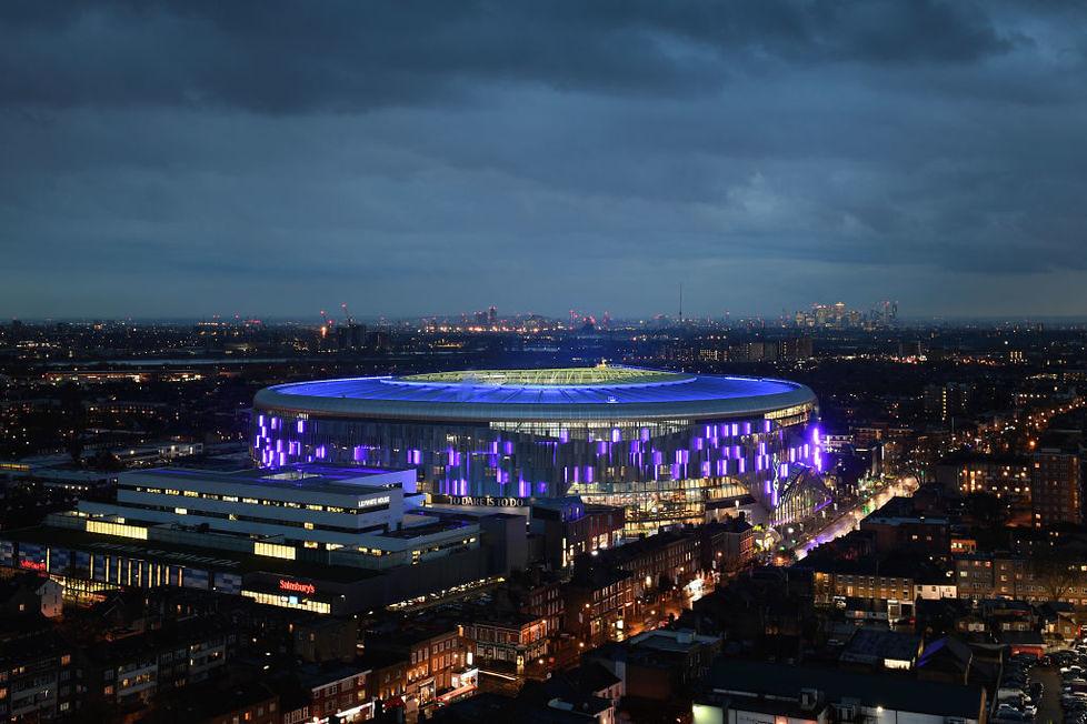 Tottenham otworzył nowy stadion. Robi wielkie wrażenie (galeria)