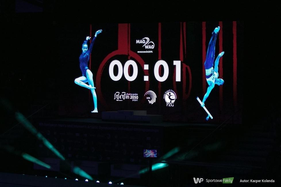 Ceremonia otwarcia Mistrzostw Europy w Gimnastyce Sportowej Szczecin 2019 (galeria)