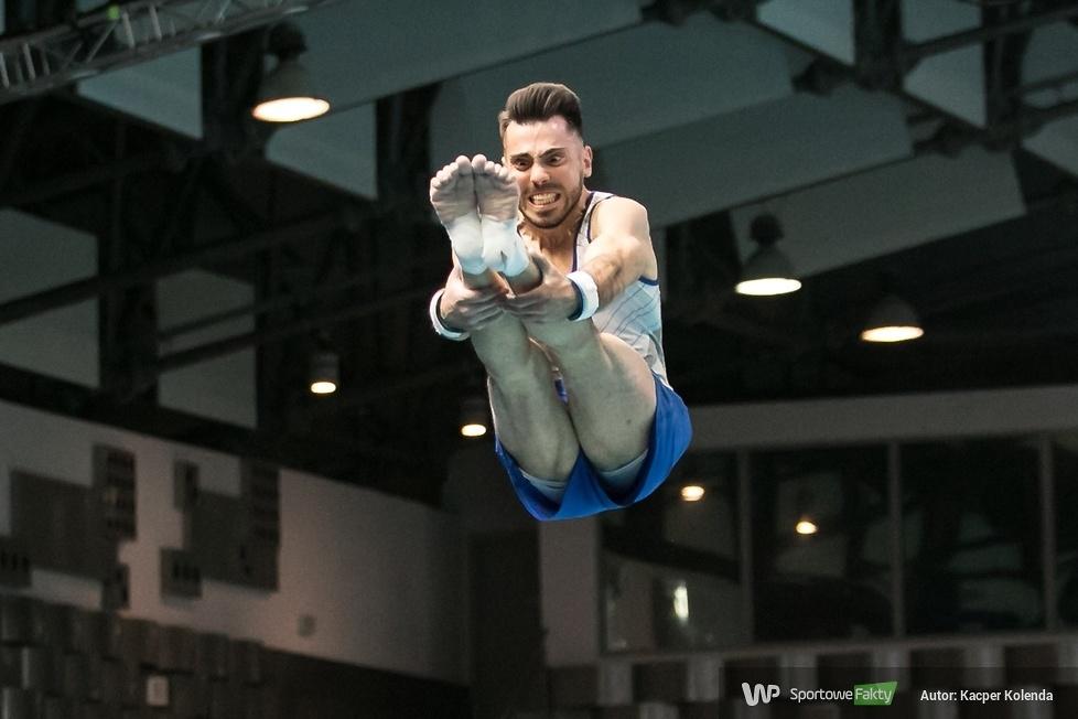 ME w gimnastyce sportowej Szczecin 2019 - występy mężczyzn (galeria)
