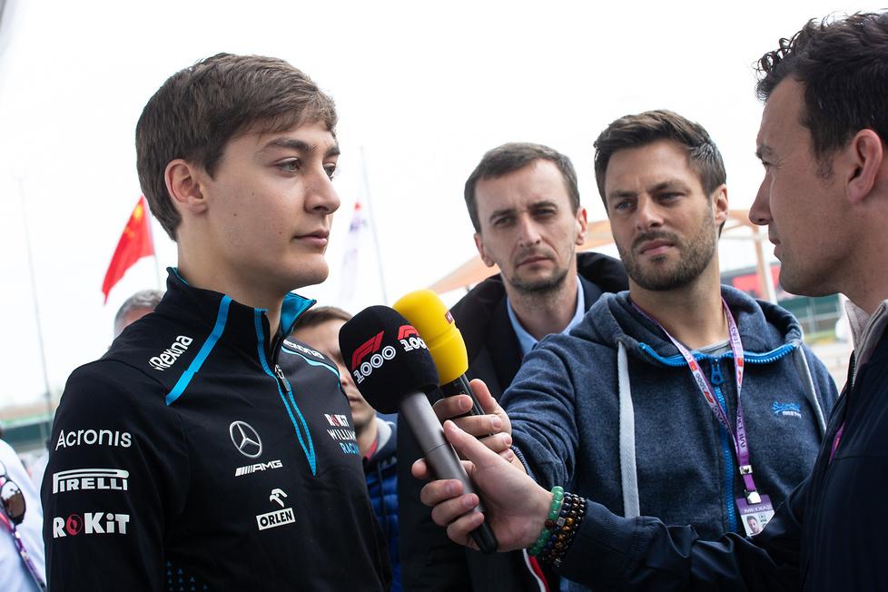 fot. ROKiT Williams Racing...