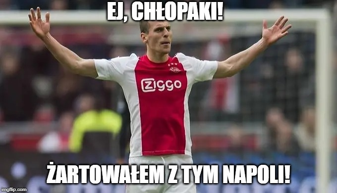 Liga Mistrzów 2019. Tottenham - Ajax.