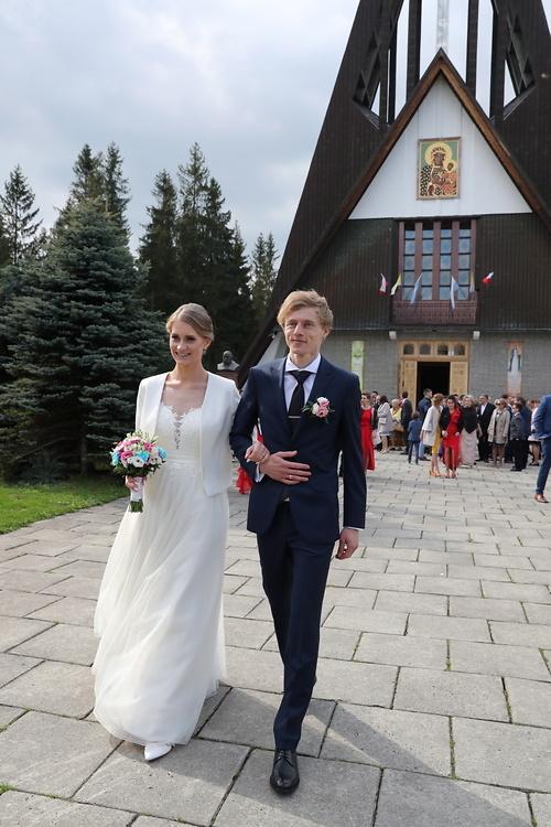 Marta Majcher i Dawid Kubacki spotykają się od kilku lat. 1 maja 2019 ...