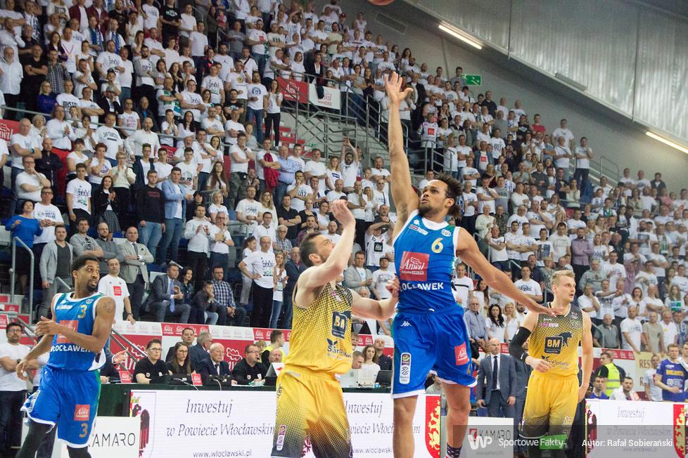 Anwil Włocławek - Arged BM Slam Stal Ostrów Wlkp. 86:78 (galeria)