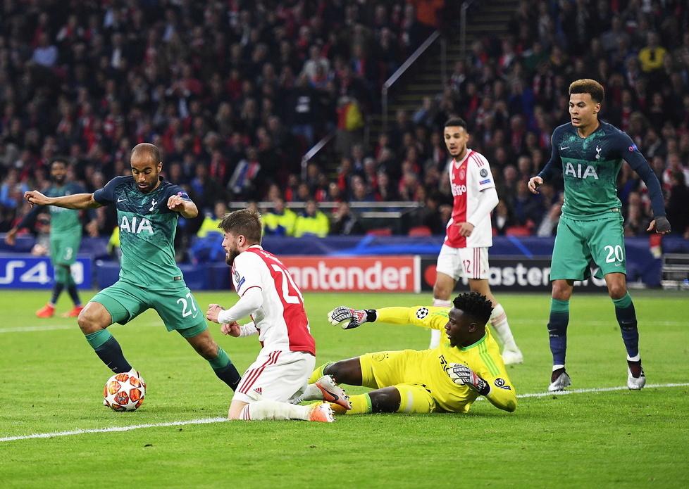 Liga Mistrzów 2019. Radość jednych, płacz drugich. Tak wyglądały ostatnie minuty meczu Ajax - Tottenham