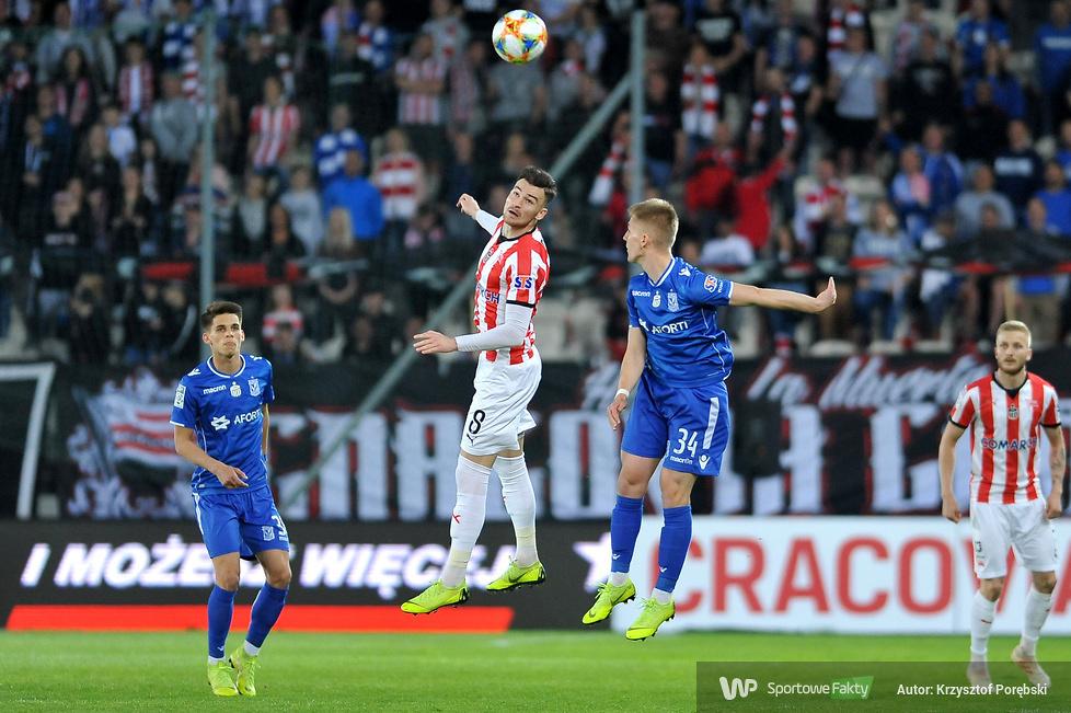 Cracovia - Lech Poznań 1:0 (galeria)