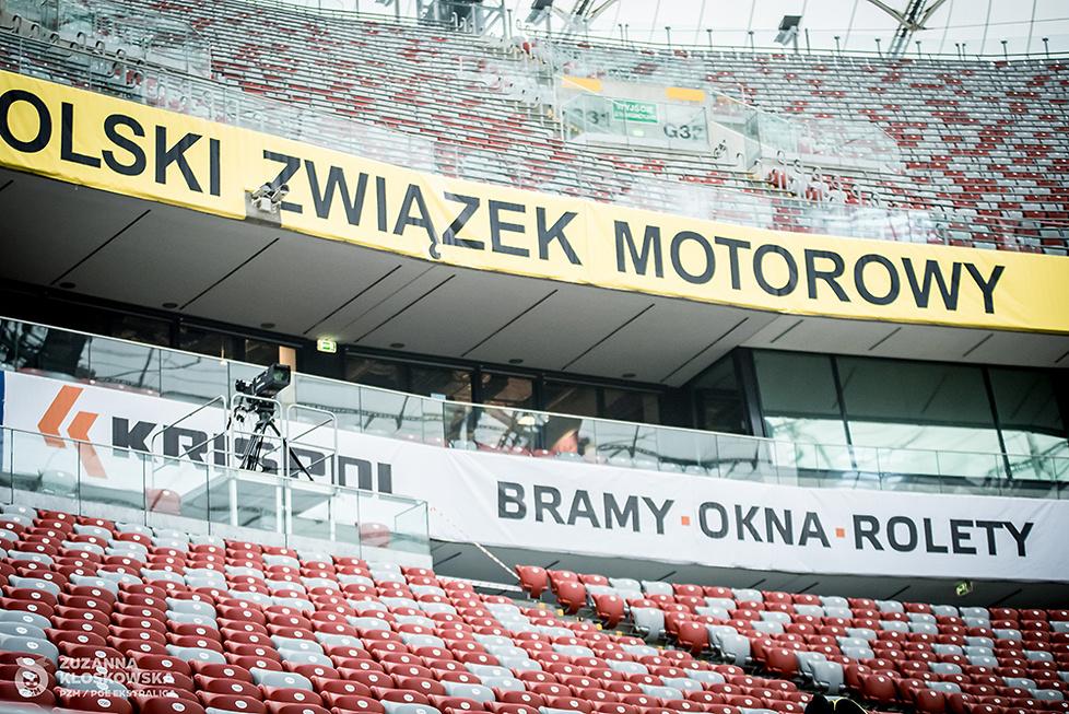 Przygotowania do Boll Warsaw FIM Speedway Grand Prix of Poland (galeria)