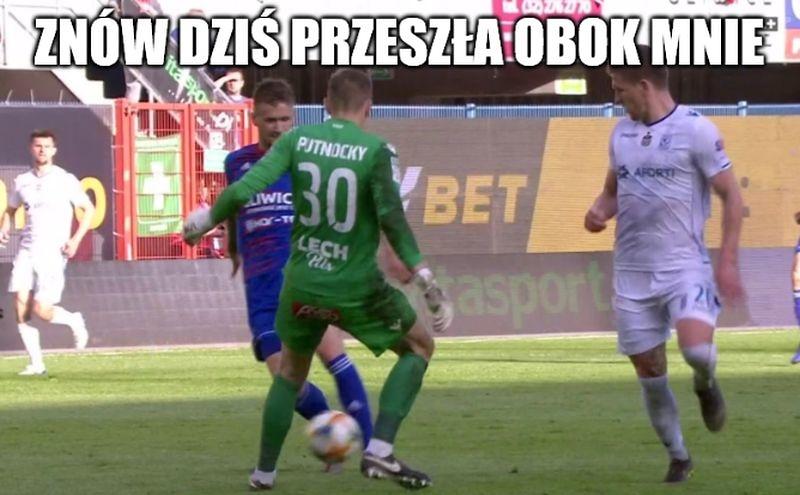 Lotto Ekstraklasa. Piast Gliwice mistrzem! Memy po ligowym finiszu