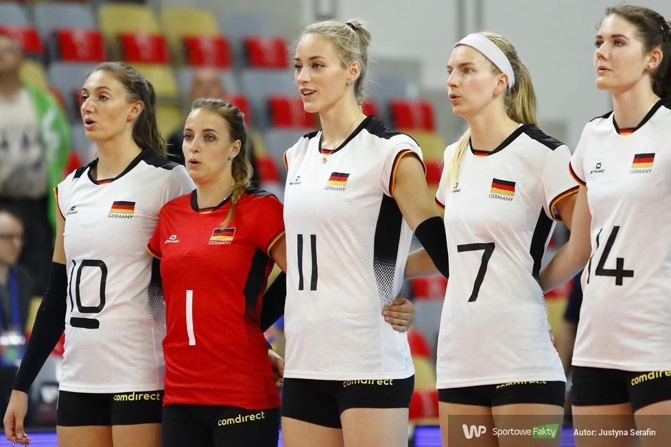Liga Narodów kobiet:  Tajlandia - Niemcy 3:0 (galeria)