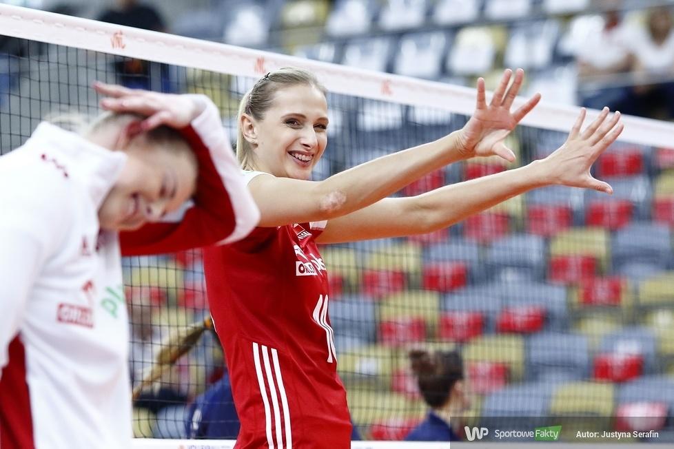Liga Narodów Kobiet:  Polska - Włochy 2:3 (galeria)