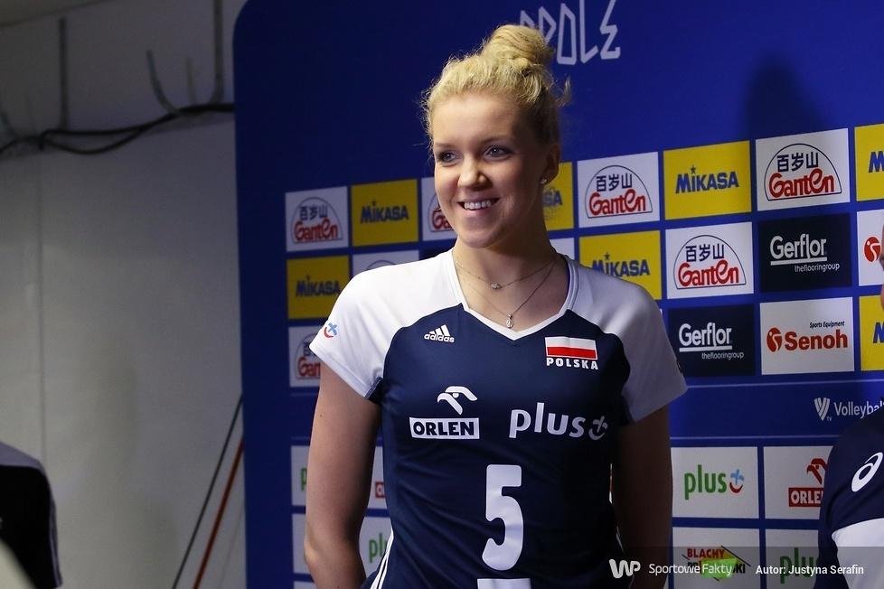 Liga Narodów kobiet: Tajlandia - Polska 0:3  (galeria)