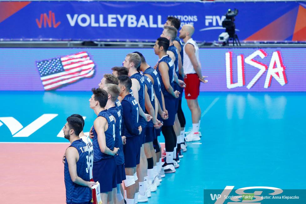 Liga Narodów: USA - Polska 2:3 (galeria)