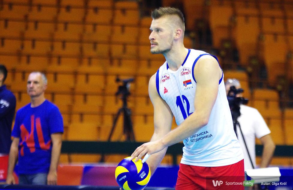 Liga Narodów: Serbia - Francja 1:3 (galeria)