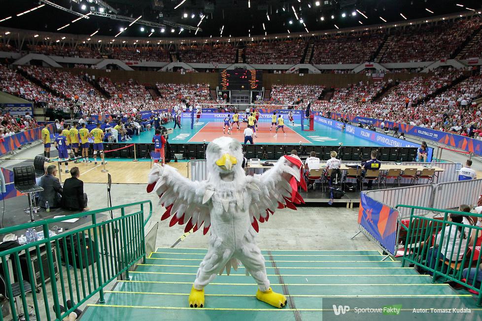 Liga Narodów: Brazylia - Polska 3:1 (galeria)