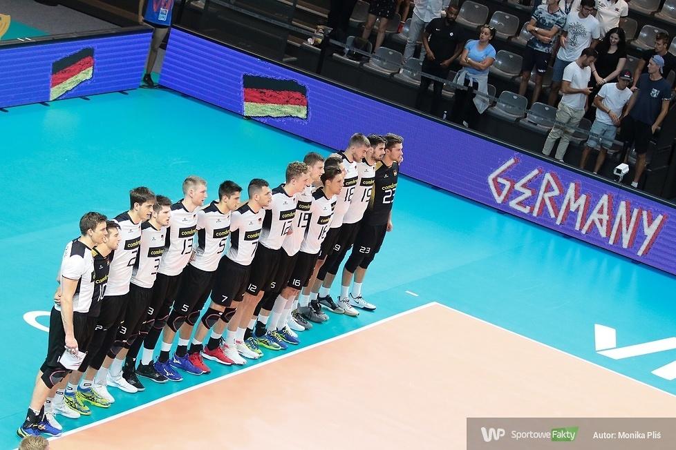 Liga Narodów: Francja - Niemcy 3:1 (galeria)